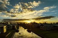 荷兰羊角村风景图片(11张)