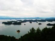 浙江千岛湖风景图片(13张)
