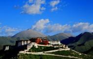 西藏布达拉宫风景图片(14张)