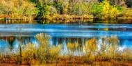 本拿比鹿湖风景图片(9张)