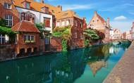 比利时布鲁日小镇图片(14张)