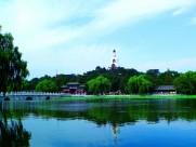 北京北海公园图片(40张)