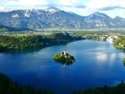 斯洛文尼亚共和国布莱德湖图片(10张)