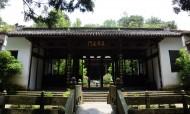 江西庐山白鹿洞书院风景图片(11张)