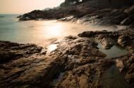 深圳背仔角海滩风景图片(8张)