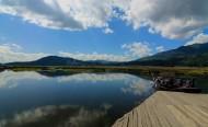 云南腾冲草海风景图片(8张)