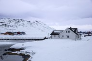 挪威雪景图片(25张)
