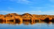 内蒙古腾格里沙漠风景图片(10张)