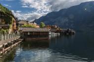 奥地利哈尔施塔特美丽风景图片(8张)