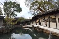 江苏苏州园林风景图片(8张)