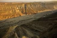 新疆安集海大峡谷风景图片(9张)