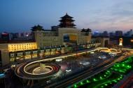 北京西客站图片(23张)