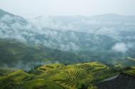广西桂林龙脊梯田风景图片(6张)