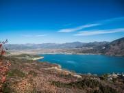 北京昌平十三陵水库风景图片(9张)