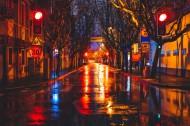 城市落寞的夜景图片(10张)