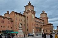 意大利费拉拉风景图片(14张)