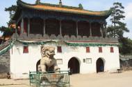 河北承德外八庙之一普陀宗乘寺风景图片(14张)