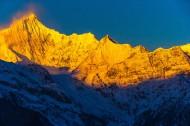 云南梅里雪山风景图片(23张)