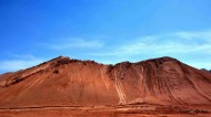 新疆吐鲁番火焰山风景图片(9张)