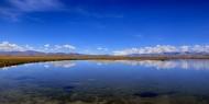 西藏玛旁雍错风景图片(12张)