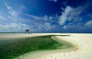 海南西沙全富岛风景图片(12张)