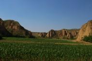 山西黄土高坡风景图片(9张)