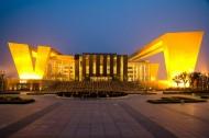 武汉琴台艺术中心图片(5张)