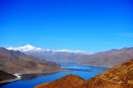 西藏羊卓雍措风景图片(14张)