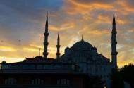 土耳其蓝色清真寺图片(12张)