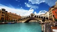 威尼斯雷雅托桥图片(7张)