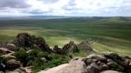 内蒙古乌里雅斯太山风景图片(9张)