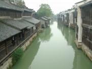 浙江桐乡乌镇烟雨风景图片(9张)