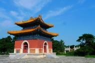 河北保定清西陵之慕陵风景图片(10张)