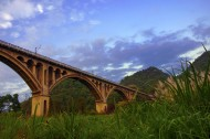 贵州贵阳十里河滩风景图片(6张)