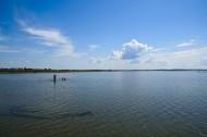 内蒙古呼伦贝尔达赉湖风景图片(13张)