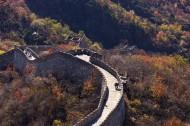 北京慕田峪长城风景图片(9张)