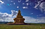 西藏白玉亚青寺风景图片(10张)
