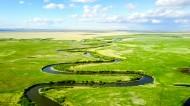 内蒙古呼伦贝尔草原风景图片(10张)