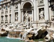 意大利特莱威喷泉图片(8张)