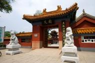 哈尔滨文庙图片(6张)