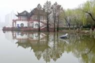 南京莫愁湖风景图片(17张)