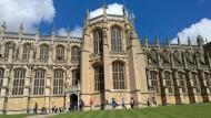 英国温莎城堡风景图片(9张)