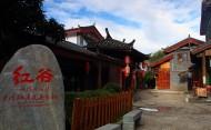云南丽江束河古镇风景图片(21张)