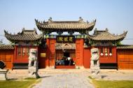 河南开封铁塔公园图片(8张)