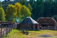 新疆白哈巴村风景图片(13张)