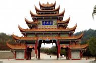 四川德阳崇果寺风景图片(10张)