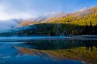 新疆阿勒泰白湖图片(21张)