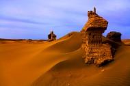 内蒙古额济纳黑水城风景图片(6张)