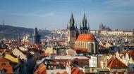 捷克首都布拉格风景图片(9张)