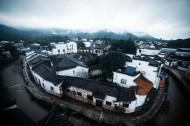 安徽查济古村风景图片(6张)
